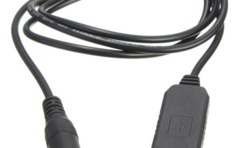 FT-857D Programming Cable