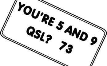 Rubber Stamp QSO
